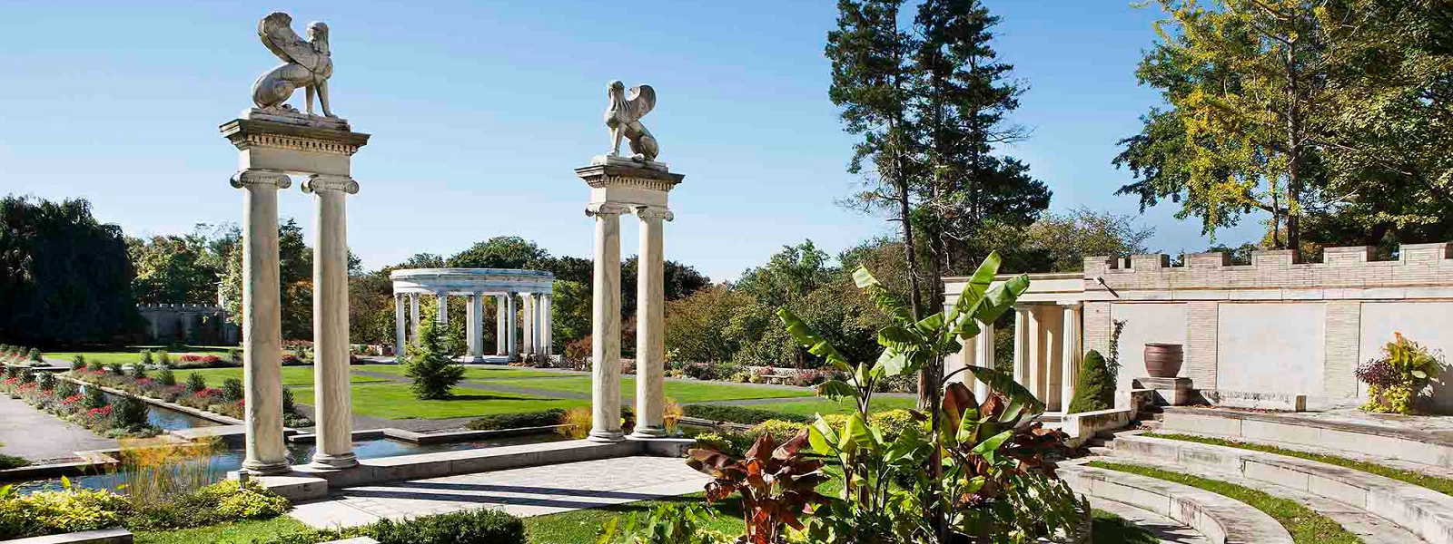 Historic Untermyer Gardens