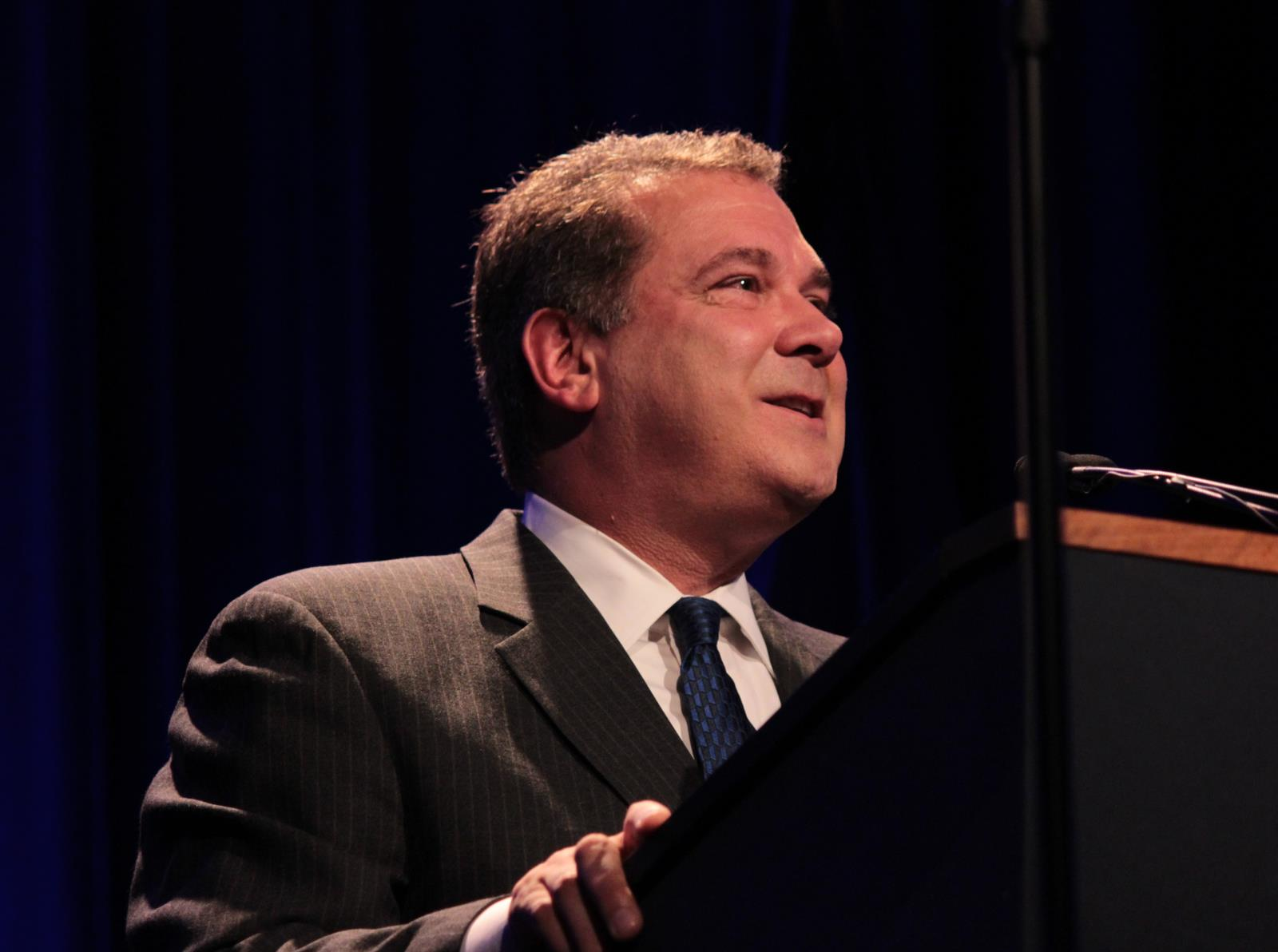 Mayor Mike Spano