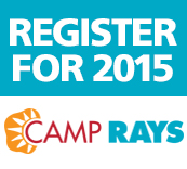 Register for Camp Rays