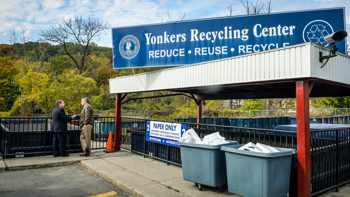 Yonkers Recycling Center