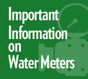 Important Information on Water Meters