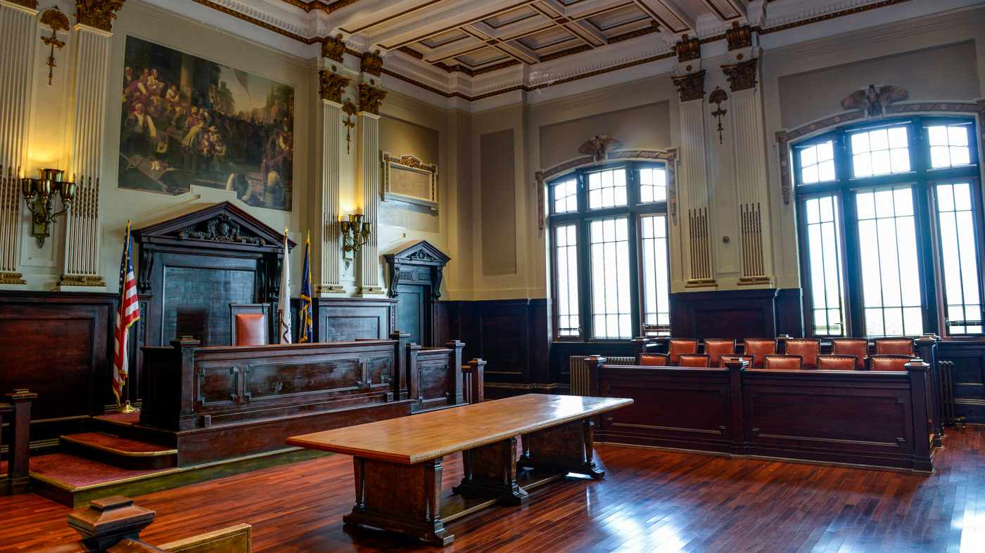 Ceremonial Courtroom