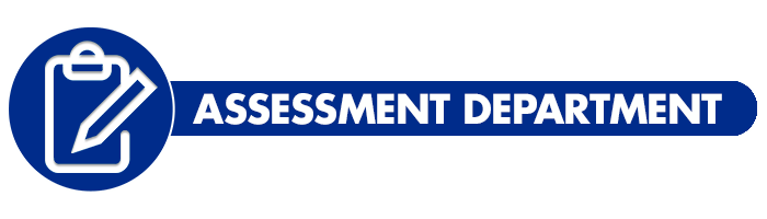 Assessment Department