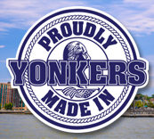 Proudly Made in Yonkers