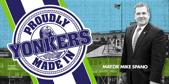 Made In Yonkers City Of Yonkers Ny