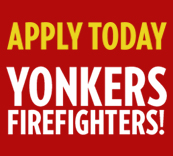 Apply Today Yonkers Firefighters