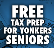 Tax Prep For Yonkers Seniors