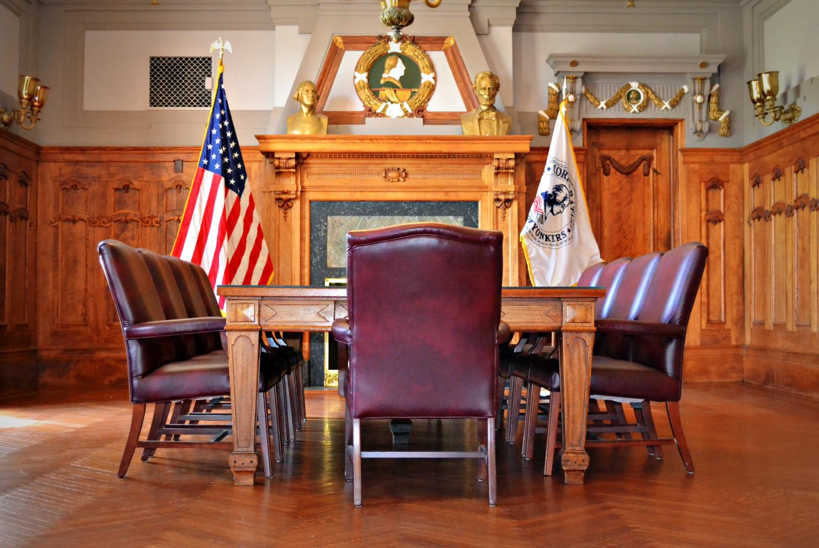 Mayor's Reception Room