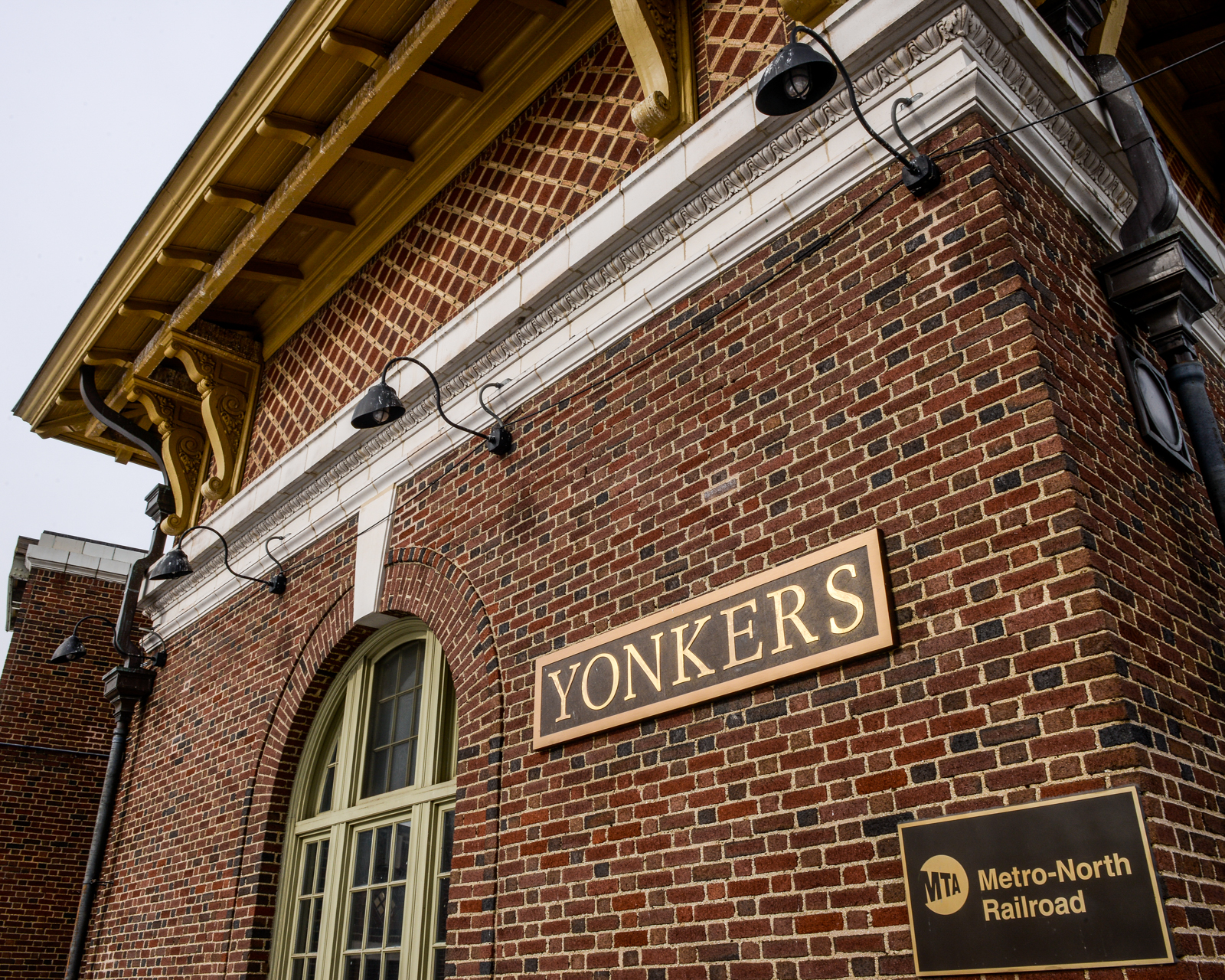 Yonkers Train Station