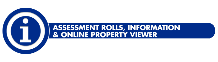 Assessment Rolls, Information & Online Property Viewer