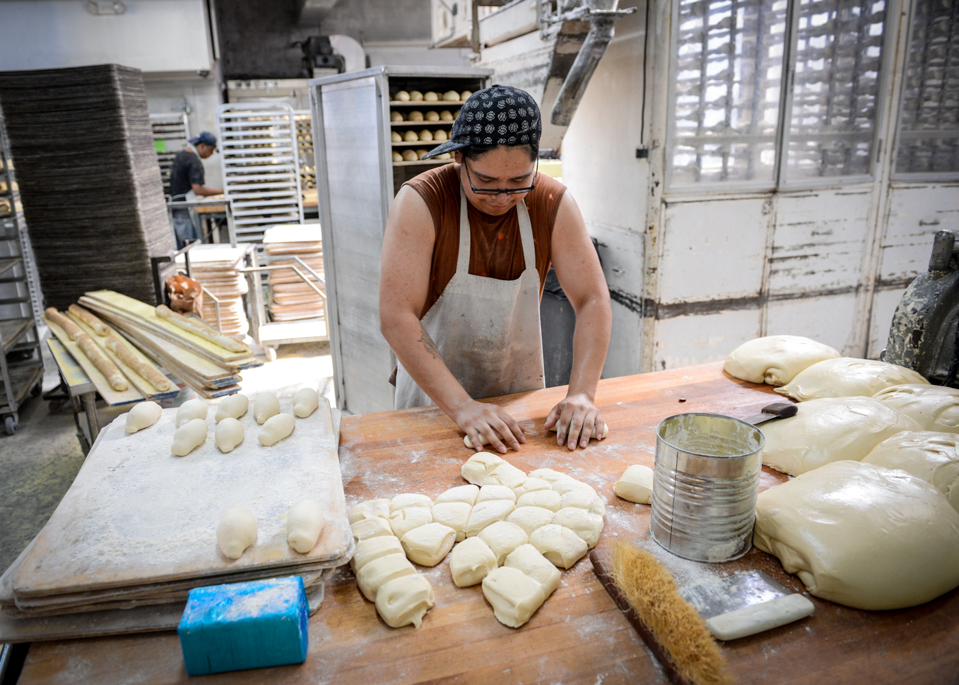 Made in Yonkers: Orza Bakery