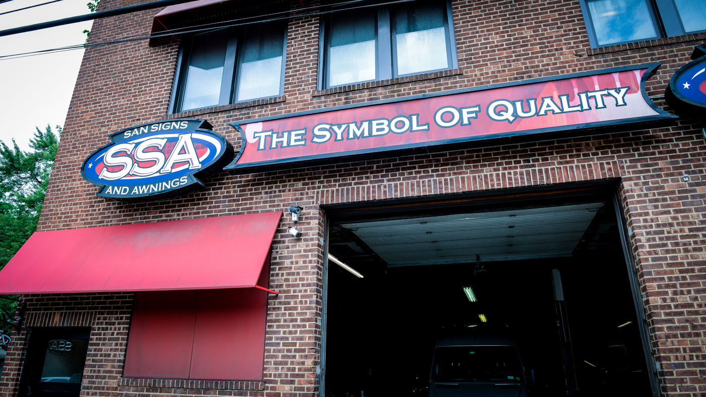 Made in Yonkers: San Signs and Awnings