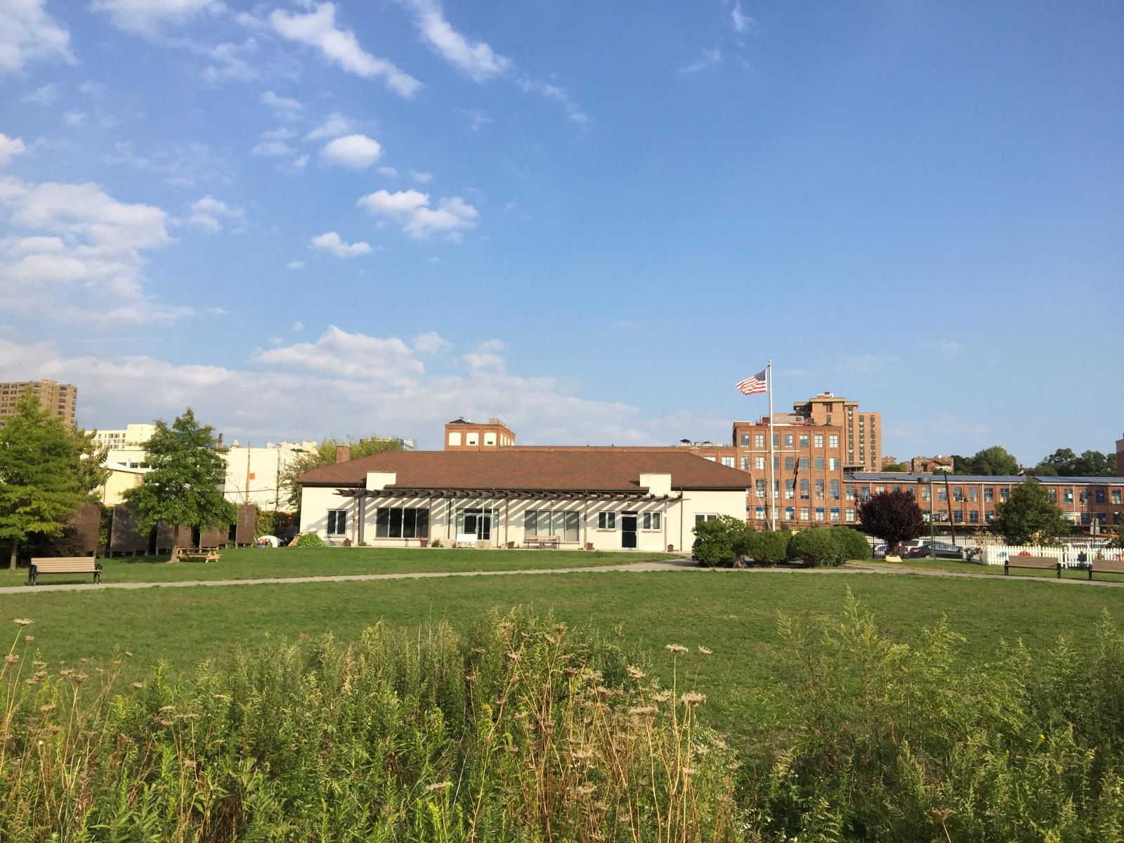 Sarah Lawrence College Center for the Urban River at Beczak