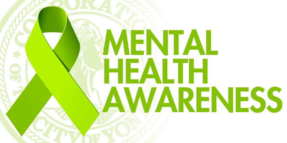 Mental Health Awareness | City of Yonkers, NY