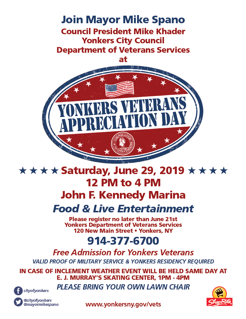 2019 Veterans Appreciation Day